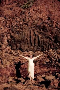 Red Rock Kauai,Lauralee Leonard Photographer  2012 copyright